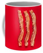 Thick Cut Bacon Served Up Coffee Mug