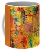 Thick Film Birefringence Coffee Mug