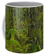 Thick Rainforest Coffee Mug