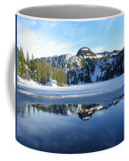 Thin Ice Coffee Mug