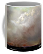 Things Are About To Change Coffee Mug by Frances Marino