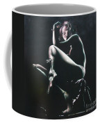 Thinker Coffee Mug