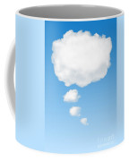 Thinking Cloud Coffee Mug