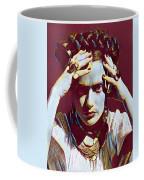 Thinking Frida Coffee Mug