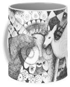Thinking Of Mary Coffee Mug