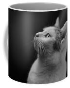 Thinking Of Mouse  Coffee Mug