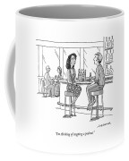 Thinking Of Stopping A Podcast Coffee Mug