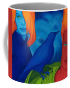 Thinkng Abaut Separation. Coffee Mug