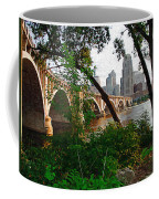 Third Avenue Bridge Coffee Mug