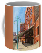 Third Ward - Broadway Awning Coffee Mug