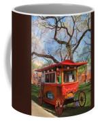 Third Ward - Popcorn Wagon Coffee Mug