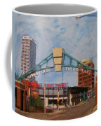 Third Ward Arch Over Public Market Coffee Mug