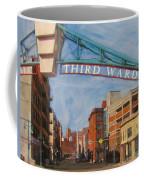 Third Ward Entry Coffee Mug