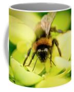 Thirsty Bumble Bee. Coffee Mug