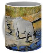 Thirsty Rhino Coffee Mug