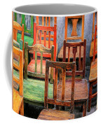Thirteen Chairs Coffee Mug