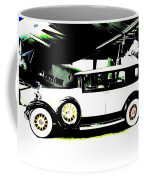 Thirties Packard Limo Coffee Mug