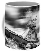 Thirty Seconds At Big Pit Mono Coffee Mug