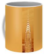 Chrysler Building At Sunset Coffee Mug