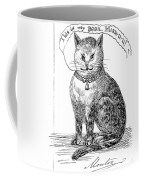This Is My Book, Miau-u-u, 1859 Coffee Mug