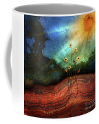 This Is The Day Coffee Mug by Shevon Johnson
