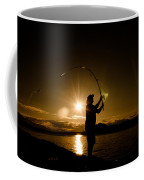 This Is The Last Cast Coffee Mug