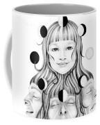 This Life In My Hands Excerp Coffee Mug by Deadcharming Art
