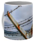 This Side Of The Fence Coffee Mug