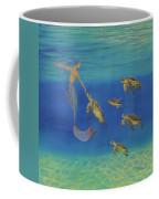 Swim This Way Coffee Mug