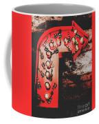 This Way To Rock City Coffee Mug