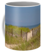 This Way To The Beach Coffee Mug