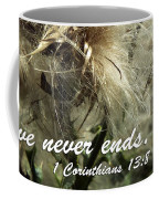Thistle In Seed Coffee Mug