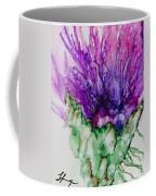 Thistle Too Coffee Mug