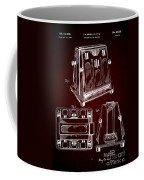 Thomas A. Edison Jr. Toaster Patent 1933 2 Coffee Mug