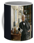 Thomas Edison Coffee Mug by Granger