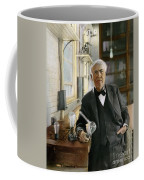 Thomas Edison Coffee Mug