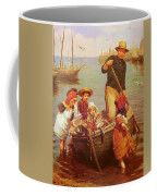Thomas Edwin Monsters Of The Deep Coffee Mug