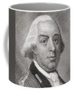 Thomas Gage, 1719 To1787. British Coffee Mug