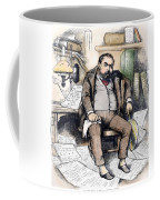 Thomas Nast (1840-1902) Coffee Mug