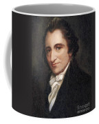 Thomas Paine, American Founding Father Coffee Mug