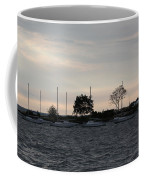 Thomas Point - Waiting To Sail Coffee Mug