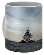 Thomas Point Shoal Lighthouse - Icon Of The Chesapeake Bay Coffee Mug