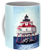 Thomas Point Shoal Lighthouse Annapolis Maryland Chesapeake Bay Light House Coffee Mug