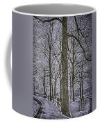 Thompson Lake Hdr  Coffee Mug
