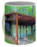 Thorncrown Chapel 2 Coffee Mug