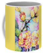 Thorns Have Roses Coffee Mug