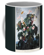 Thornton: Begonia Coffee Mug