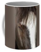 Thoroughbred Portrait One Coffee Mug