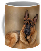 Those Eyes Coffee Mug by Sandy Keeton