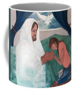 Those Who Hope In The Lord Will Renew Their Strength Coffee Mug